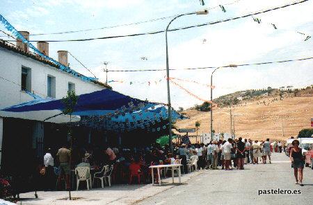 Carretera de Pastelero ( Almogía a Villanueva)