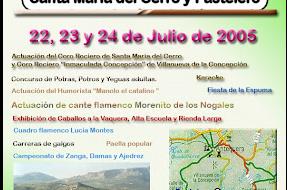 Reunión para la Feria de Santa Maria del Cerro y Pastelero