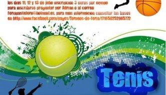 Semana del deporte en Pastelero y Santa María del Cerro 2012
