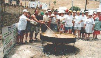 Feria 2001 en la Barriada Pastelero de Málaga