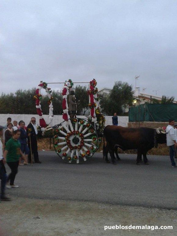 San Isidro de vuelta a casa