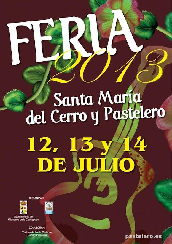Feria de Pastelero 2013