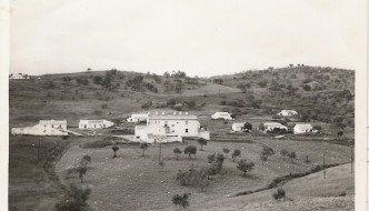 Foto antigua de la Barriada Pastelero