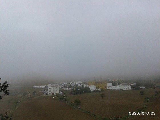 Foto de Pastelero con niebla, 14 de noviembre de 2014