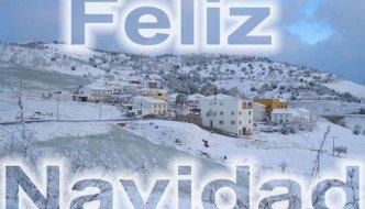 ¡¡Feliz Navidad y felices fiestas!! para todos los lectores de la página de Barriada Pastelero