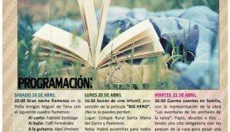 Semana Cultural de Santa María del Cerro y Pastelero