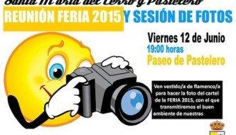Reunión Feria Pastelero 2015