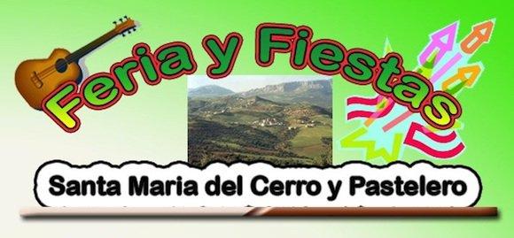 Feria de Santa María del Cerro y Barriada Pastelero 2015