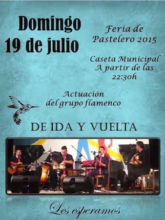 Grupa flamenco De Ida y Vuelta