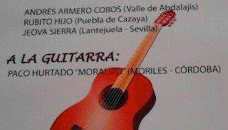 Noche flamenca en Santa Maria del Cerro - 26 de Septiembre de 2015