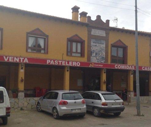 Restaurante Venta Pastelero