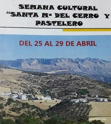 Semana Cultural de Santa María del Cerro y Pastelero 2016