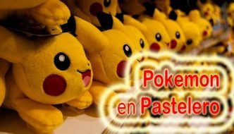Pokemon en la Barriada Pastelero de Málaga