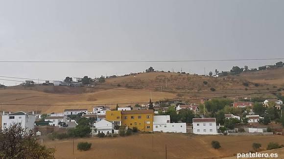 Primeras gotas de lluvia en agosto de 2017