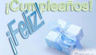 ¡¡Miguel Moreno te desea Feliz Cumpleaños!! Feliz Día