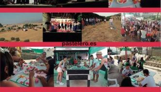 Feria 2018 de Santa María del Cerro y Pastelero