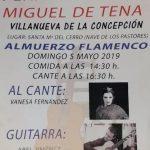 Almuerzo Flamenco en Santa María del Cerro