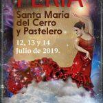 Cartel de la Feria de Pastelero 2019